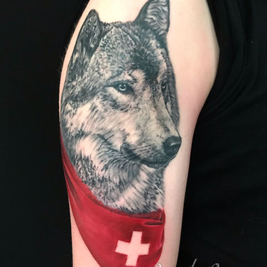 Swiss Wolf