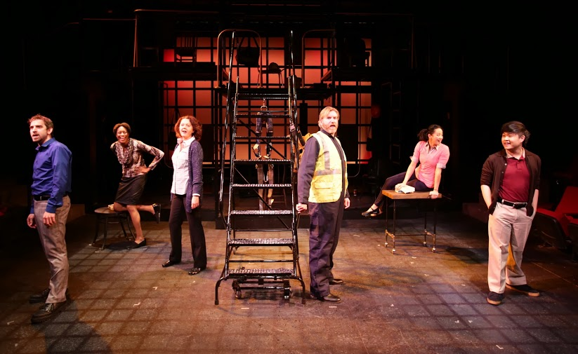 Working (Lyric Stage Company)
