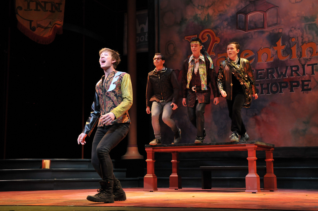2 Gentlemen of Verona (Emerson)