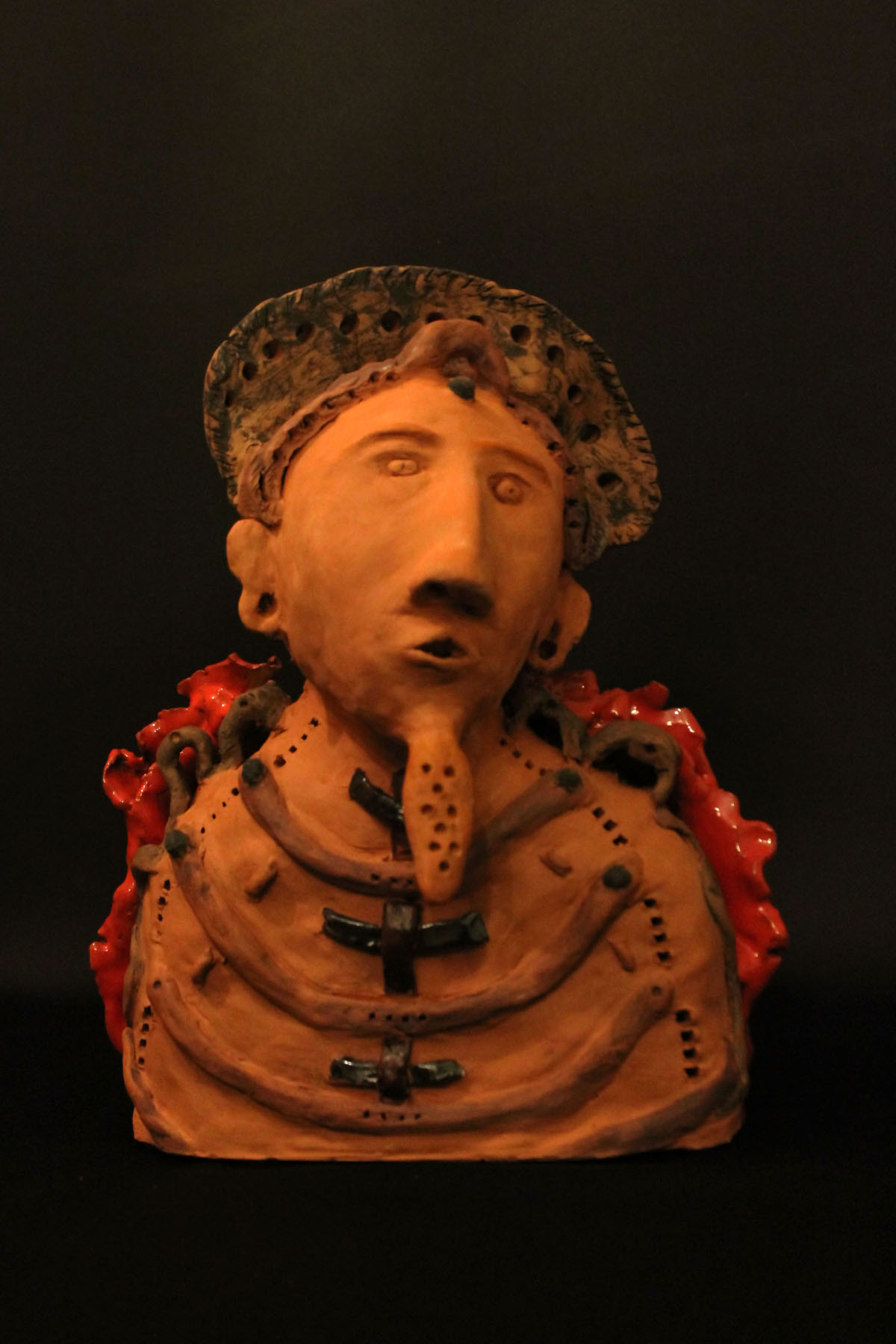 Autoportrait imaginaire - Oct 2010