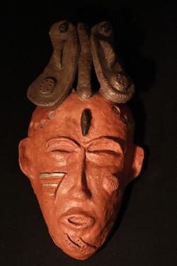 Masque tribal - Juin 2010
