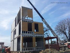 Model Center Construction, Detroit MI