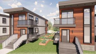 Grixdale Pocket Homes, Hazel Park MI