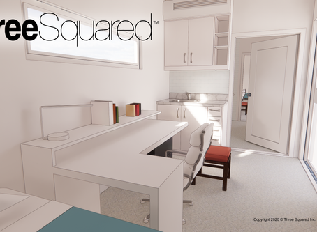 Three Squared Proposes Mobile Support Units for Emergency Housing