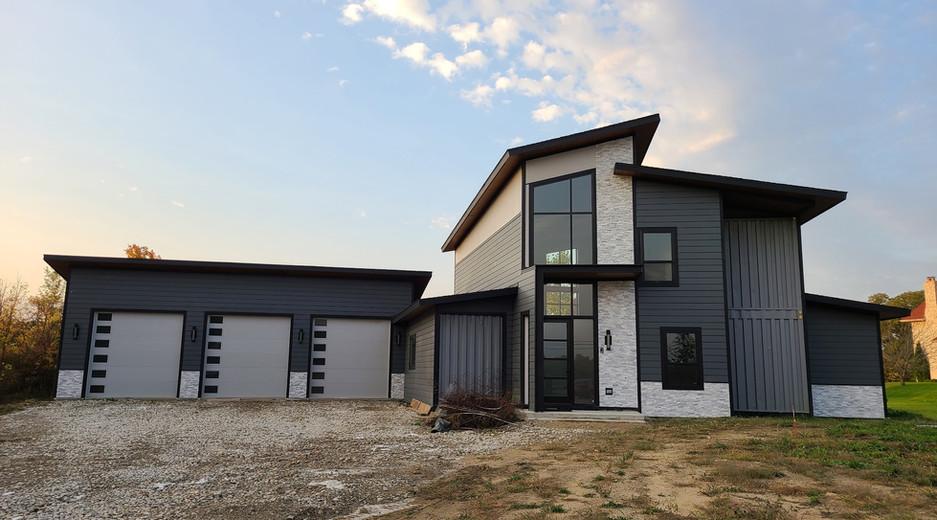 Ebeling House Full Exterior