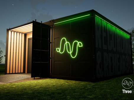 Two Michigan Companies Partner to Create, Deliver Portable Shipping Container Recording Studios
