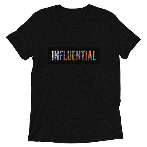 """Influential"" Short sleeve t-shirt"