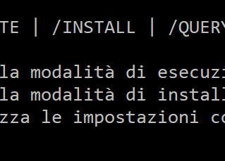 Installare programmi in ambiente terminal server