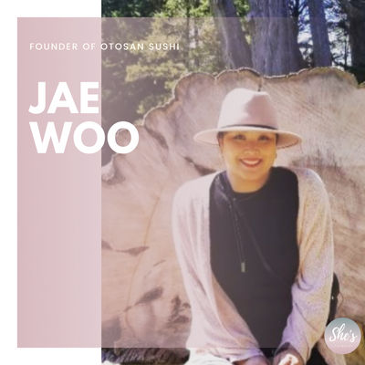 Jae Woo| Founder of Otosan Sushi