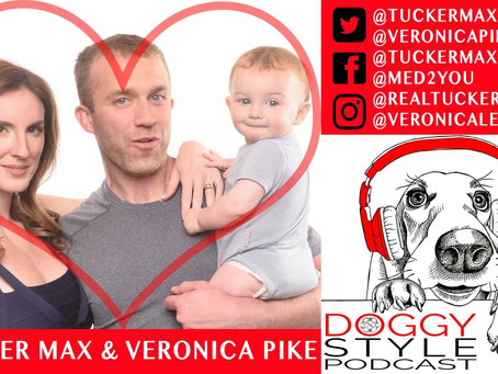 Episode 003: Tucker Max & Veronica Pike Discuss Foundations & Vacations