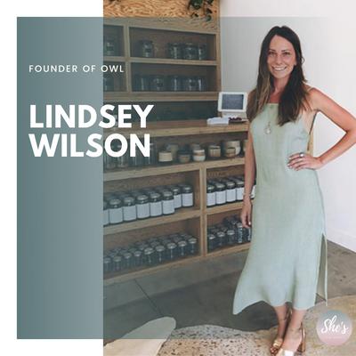 Lindsey Wilson | Founder of OWL