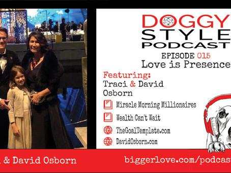 015: Love is Presence with Traci & David Osborn
