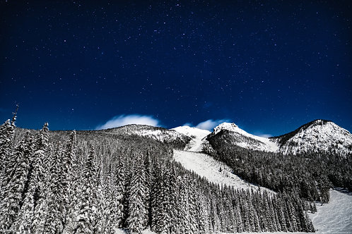 AVALANCHE BY NIGHT