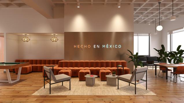 WeWork Mexico DF
