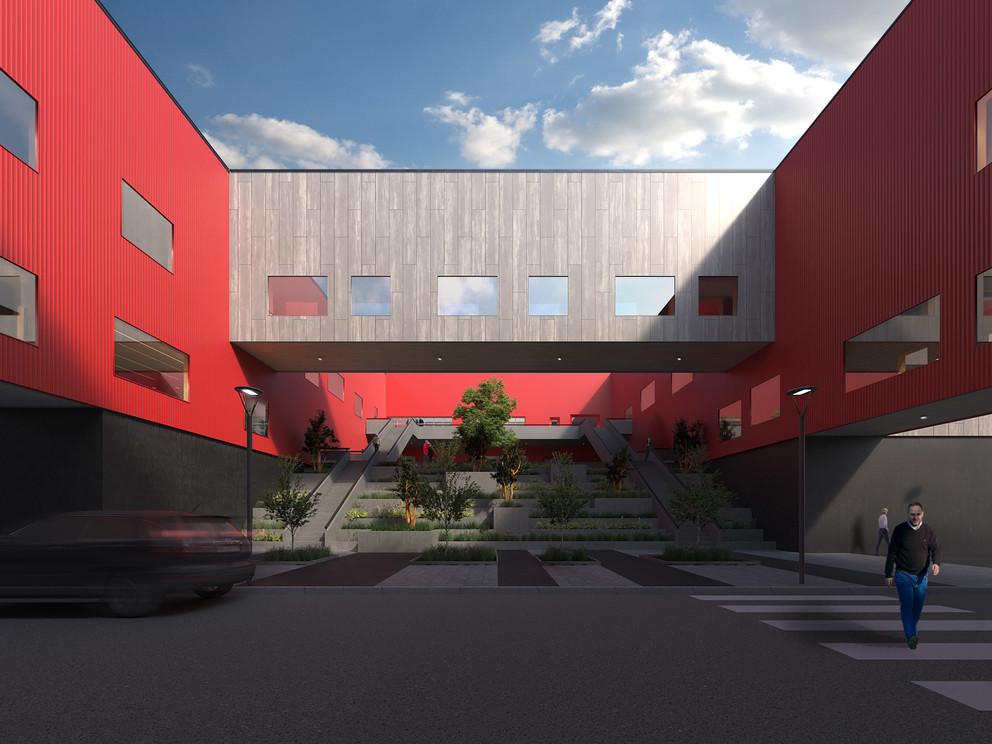 Nuevo Hospital de Ancud
