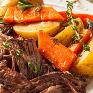 Beef Roasts - ~3 lbs