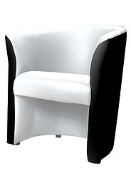 Chaise, crystal