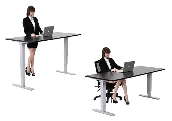 Table électrique de hauteur réglable