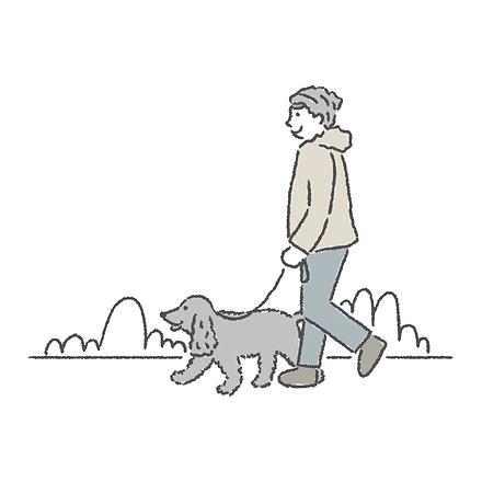 お散歩代行 ペットシッター