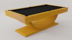 Toronto em Laca cor Amarelo Camaro Acetinado