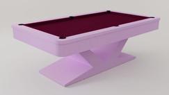 Verona em Laca cor Candy Pink Acetinado