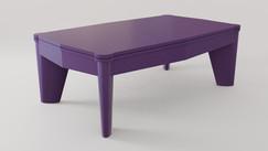 Duplin em Laca cor Purple Love Symbol Acetinado com Tampo