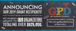 GPD Employees' Foundation Grant, Summer 2019