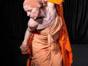 Introduction to Butoh Workshops, January 2018