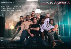 This is America presented by Phoenix Rising Dance Company, February 2019