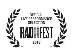 Midwest Regional Alternative Dance Festival, March 2018