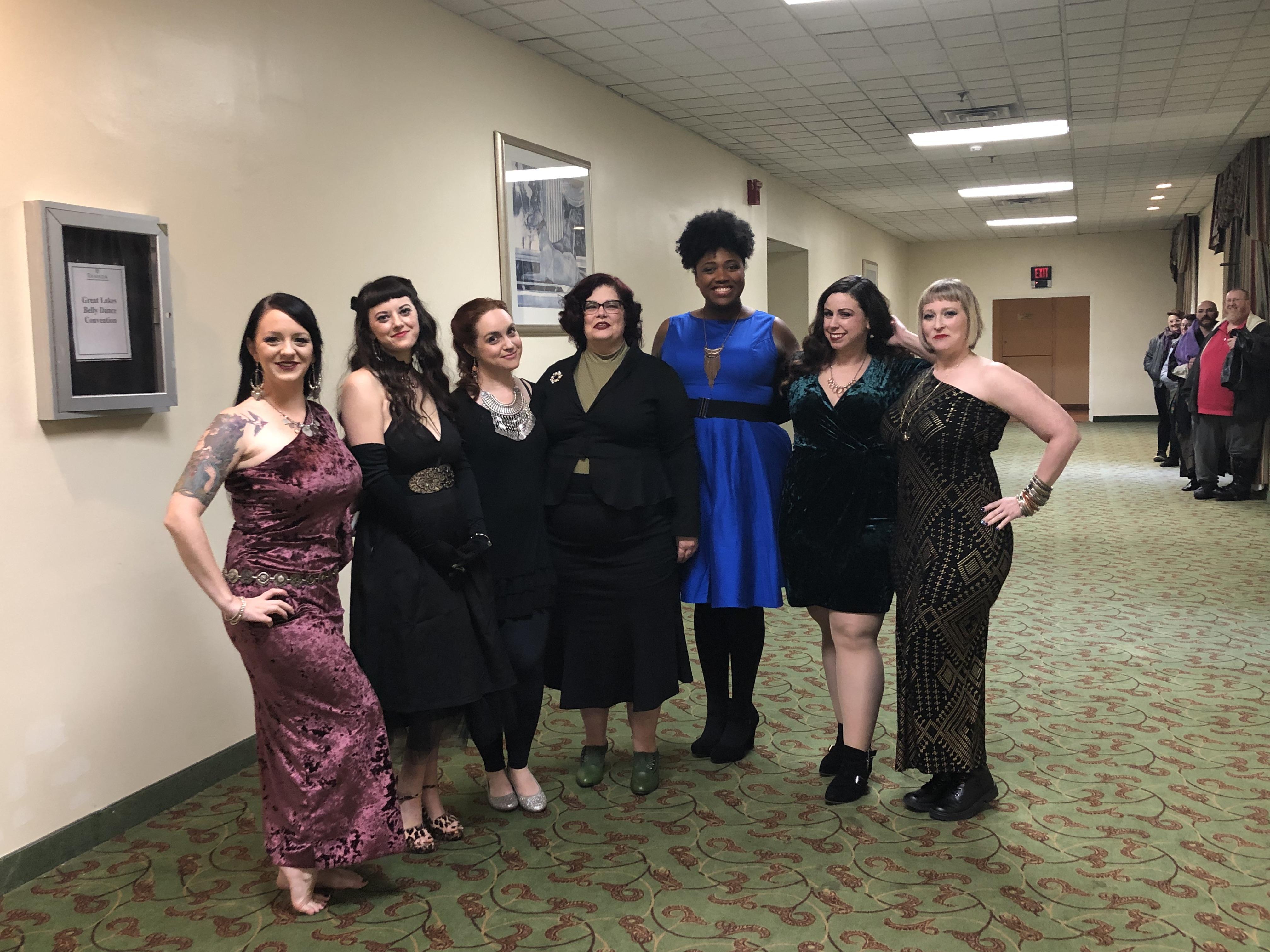Ursula and the Veras