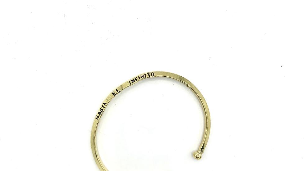 Bracelet TUSUY Femme Bronze