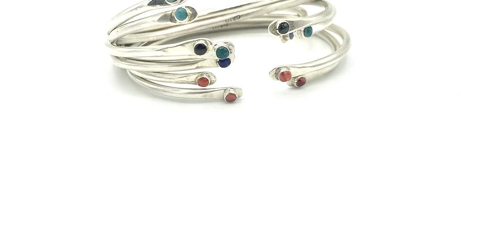 Bracelet KITRAY - Argent - Taille S