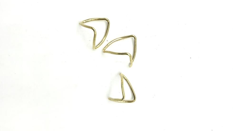 Bague ORQO - Bronze