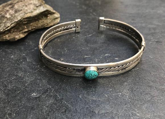 Bracelet ÑAUPA - Homme - Argent