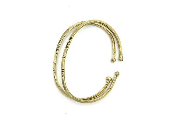 Bracelet TUSUY Homme Bronze
