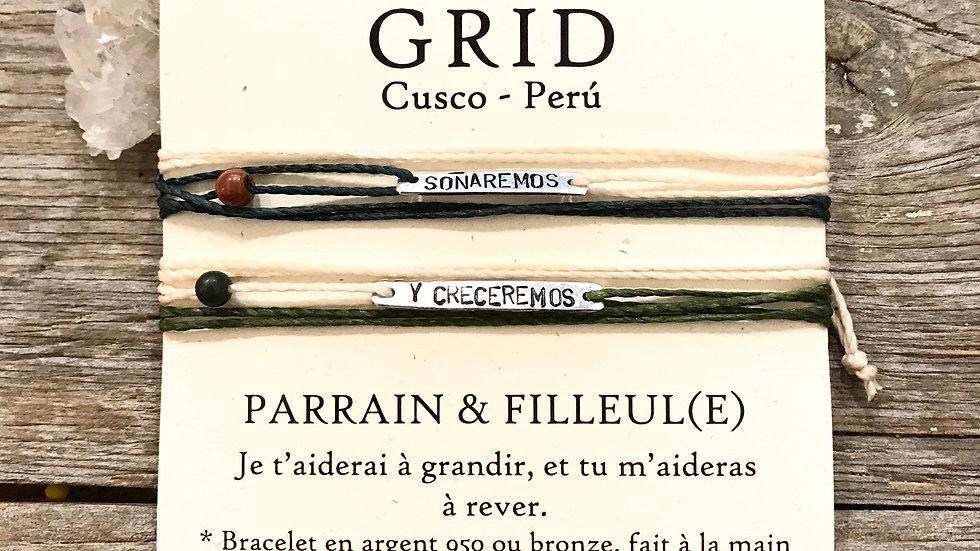 PARRAIN & FILLEUL(E) Silver