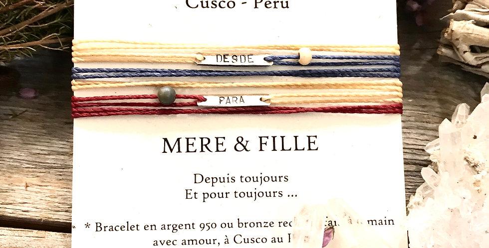 KAY - MÈRE & FILLE Silver