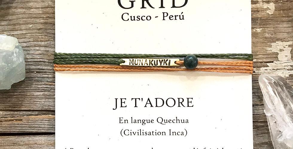 KAY - JE T'ADORE Bronze
