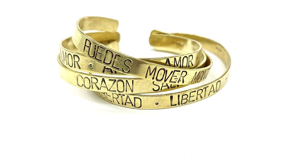 Bracelet MAYU Bronze