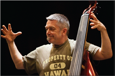 Paul Rogers Double Bass Improviser Composer