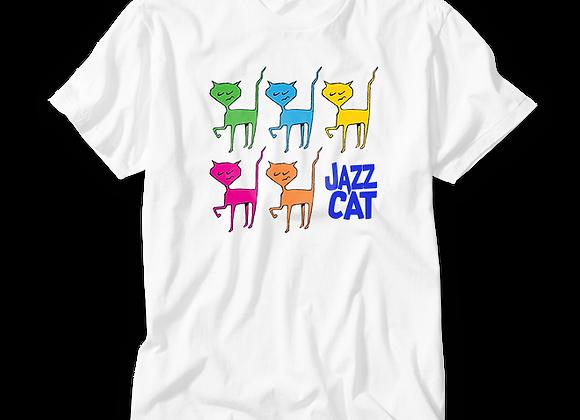 multi coloured Jazz