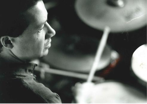 Mark Sanders.Drummer.Percussionist.Improviser.Teacher