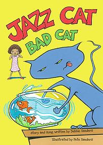 jazz cat bad cat book and cd