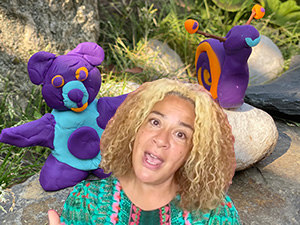 Debbie Promo from Snail and Bear