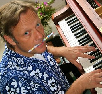 Dean Brodrick.Pianist.Multi instrumentalist.Composer.Teacher