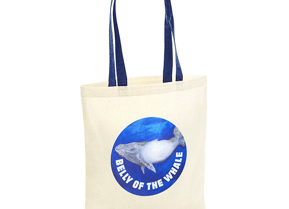 Belly of the Whale Tote Bag