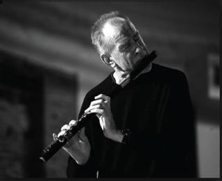 Neil Metcalfe. flautist.Improviser