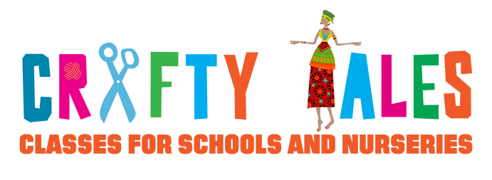 crafty tales classes for schools and nurseries