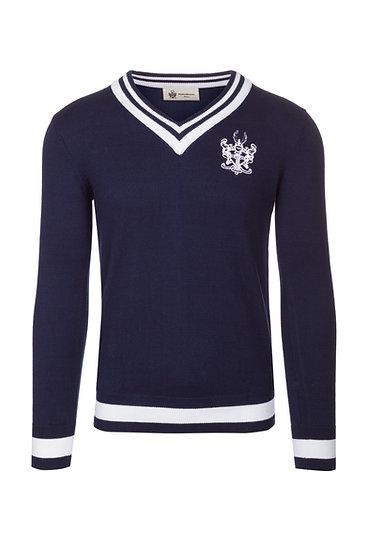 NS Men's Navy Pullover I